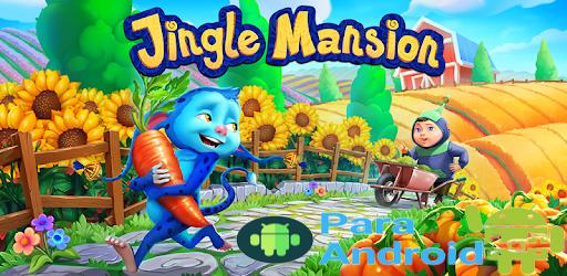 Jingle Mansion-match 3 adventure story games free