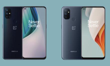 OnePlus Nord N10 y N100: anuncio detallado
