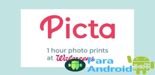 Picta Photo Print – Free Same Day Photo Prints App