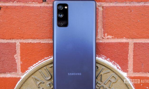 Samsung Galaxy S20 FE aterriza en India, lucha contra OnePlus