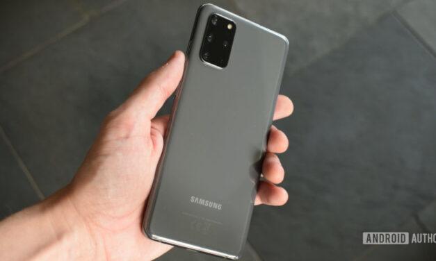 Las representaciones CAD revelan el rumoreado diseño del Samsung Galaxy S30 Plus