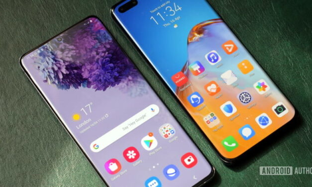 Huawei puede comprar pantallas fabricadas por Samsung ahora