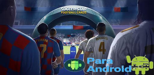 Soccer Star 2020 Football Cards: The soccer game