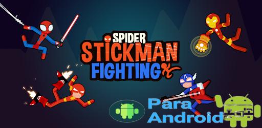 Spider Stickman Fighting – Supreme Warriors