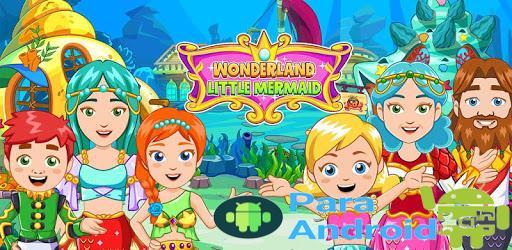 Wonderland : Little Mermaid – Apps on Google Play