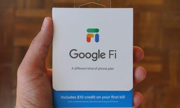 Ahora puede comprar teléfonos Samsung 5G en Google Fi