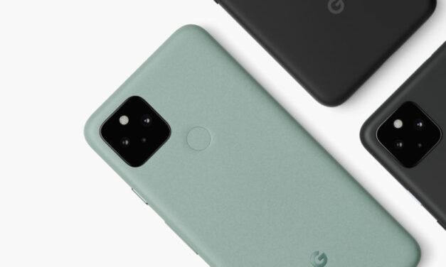 ¿Estás comprando el Google Pixel 5 o el Pixel 4a 5G?