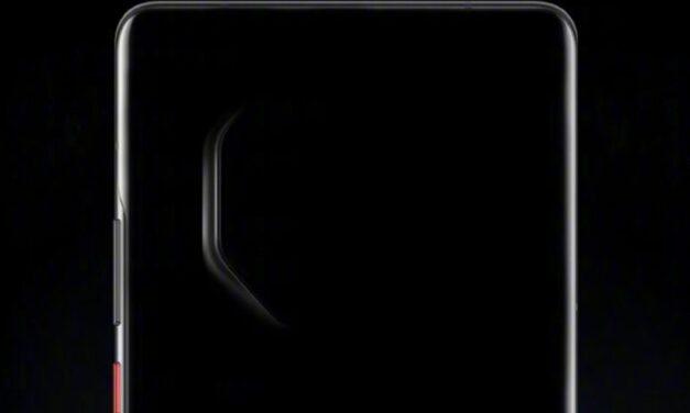 El render oficial revela una línea de cámaras única de la serie Huawei Mate 40