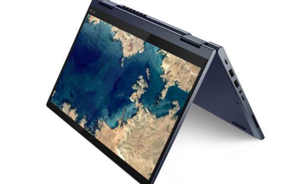 Lenovo ThinkPad C13 Yoga es una 4 en 1 empresarial con inteligencia de Chromebook