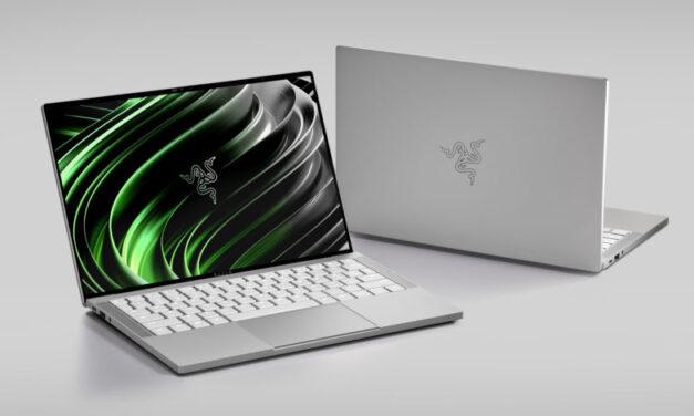 Razer Book 13 es una computadora portátil para la productividad (o juegos)