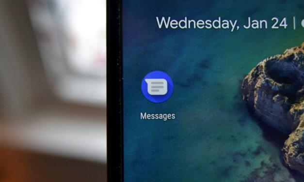 Google Messages ahora puede programar mensajes de texto para ciertos usuarios