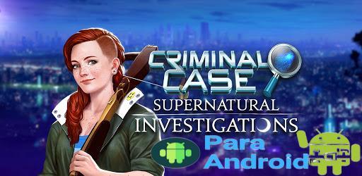 Criminal Case: Supernatural Investigations – Apps on Google Play
