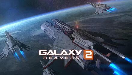 Galaxy Reavers 2 – Space RTS Battle