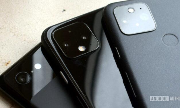 Preguntamos, nos dijiste: las cámaras Pixel 3, 4 y 5 son demasiado similares
