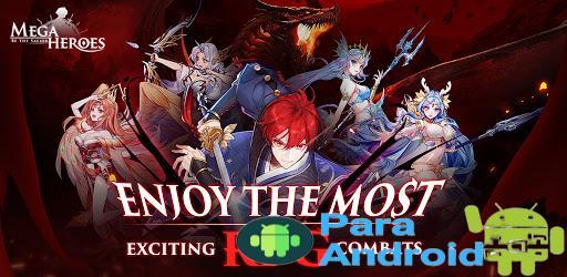 Mega Heroes – Apps on Google Play