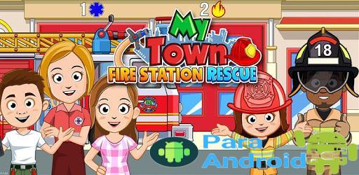 My Town : Fireman & Fire Station KIDS Game