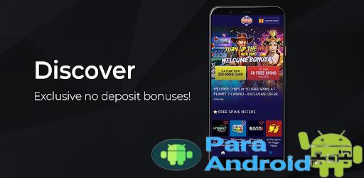 No Deposit Bonuses – Free Spins & Free Slots Games