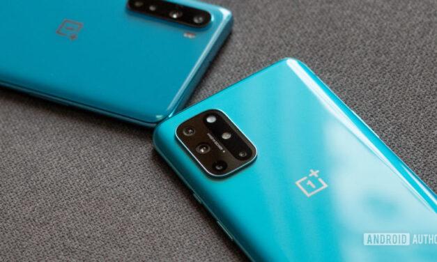 El próximo teléfono Nord de OnePlus podría incluir la tecnología de carga rápida de 8T