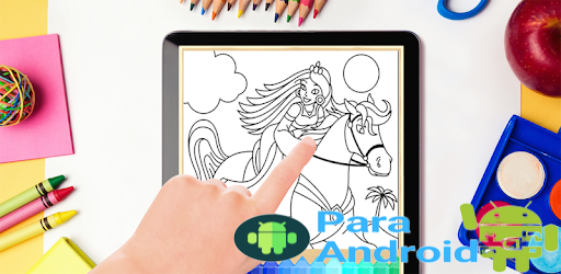 Princess Coloring Game – Apps on Google Play