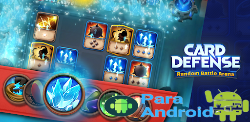 Random Card Defense : Battle Arena