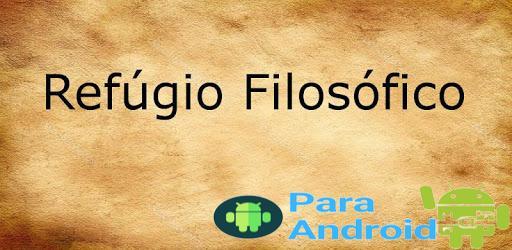 Refúgio Filosófico – Apps on Google Play