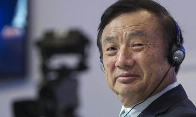 El fundador de Huawei dice que los políticos estadounidenses quieren acabar con la empresa