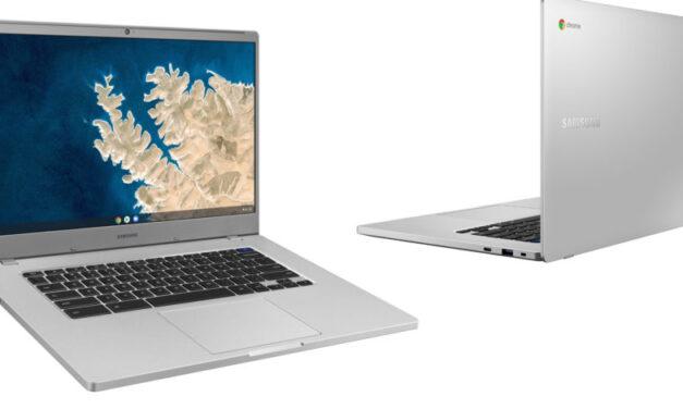 Los Chromebooks 4 y 4 Plus de Samsung aterrizan en el Reino Unido