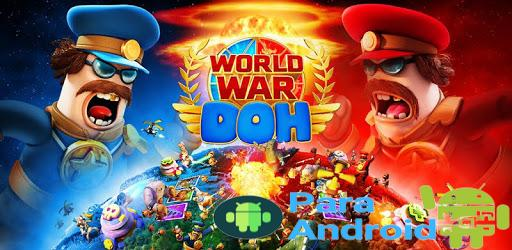 World War Doh: Real Time PvP
