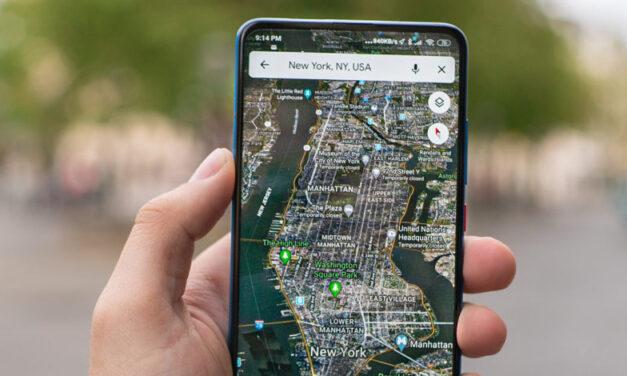 Las actualizaciones de Google Maps ayudan a impulsar y cumplir en la era COVID-19