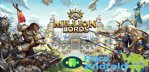 Million Lords: Kingdom Conquest – Strategy War MMO