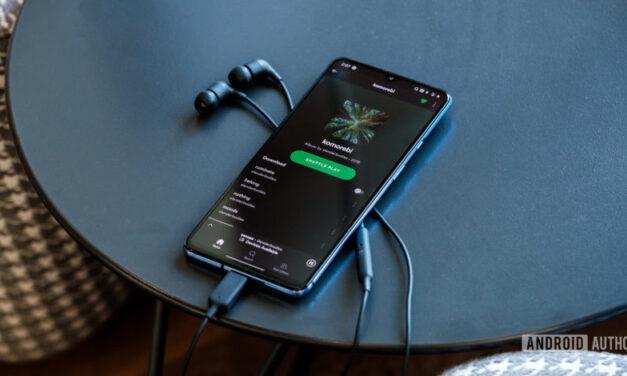 Spotify finalmente obtiene reproducción de música local en dispositivos móviles