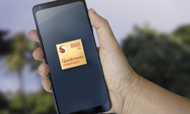 El procesador de próxima generación de Qualcomm es el Snapdragon 888