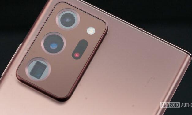 Samsung describe los desafíos que enfrenta con las cámaras de teléfonos inteligentes de 600MP