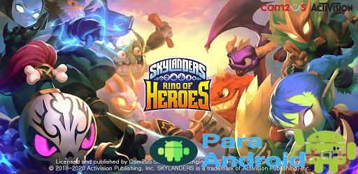Skylanders™ Ring of Heroes – Apps on Google Play
