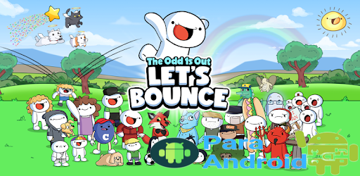 TheOdd1sOut: Let's Bounce – Apps on Google Play