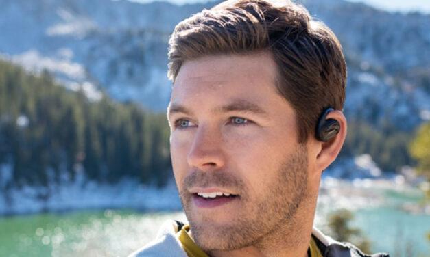 Los auriculares Bose te mantienen protegido y no se sellarán en tu oído