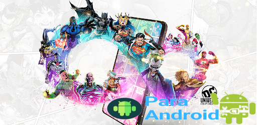 DC UNIVERSE INFINITE – Apps on Google Play