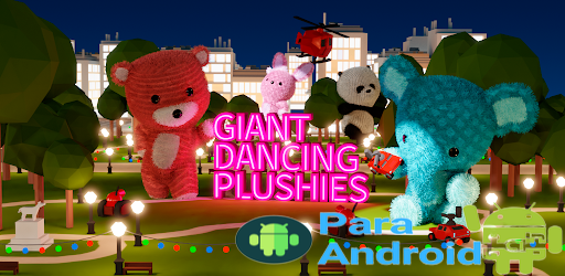 Giant Dancing Plushies – Apps on Google Play