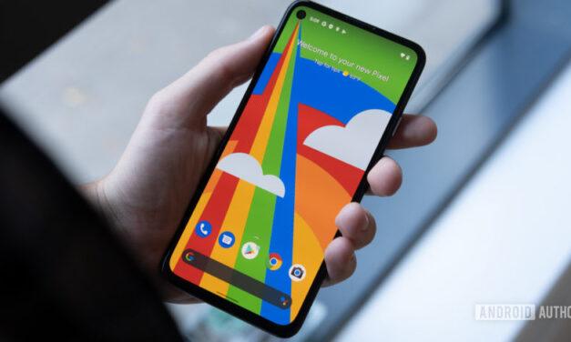 Google promete una solución a los problemas de la pantalla táctil Pixel 4a 5G –