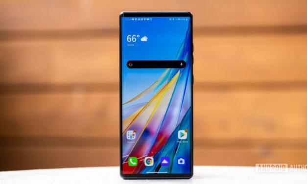 LG deja 'todas las posibilidades abiertas' para la unidad móvil