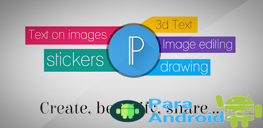 PixelLab – Text on pictures