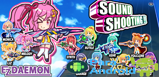 SOUND SHOOTING!! – Rhythm Action & 2D Shooter