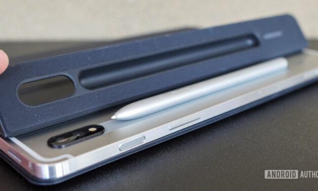El lápiz óptico opcional del Samsung Galaxy S21 Ultra detallado en nuevas representaciones