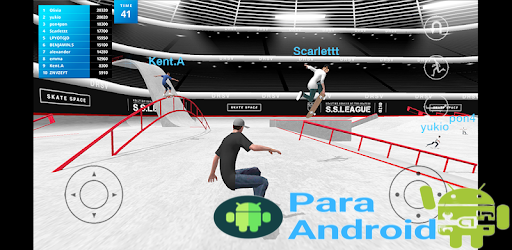 Skate Space – Apps on Google Play