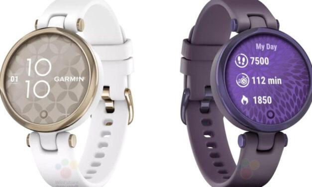 El próximo reloj inteligente de Garmin podría ser el primero para mujeres