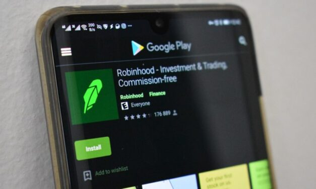 Google salva a Robinhood de la avalancha de reseñas negativas de Play Store