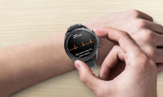 El próximo Galaxy Watch de Samsung aconseja aprender habilidades de reloj para la diabetes