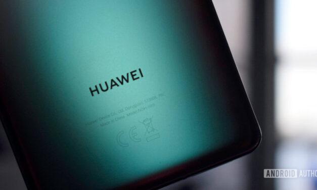 Huawei aparentemente reduce los envíos de teléfonos inteligentes a la mitad este año