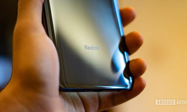 Redmi Note 10 Pro Max detalla la superficie en una nueva fuga