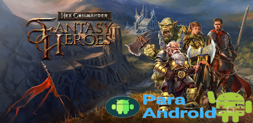Hex Commander: Fantasy Heroes – Apps on Google Play